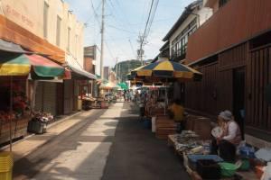 Marché de Yobukô