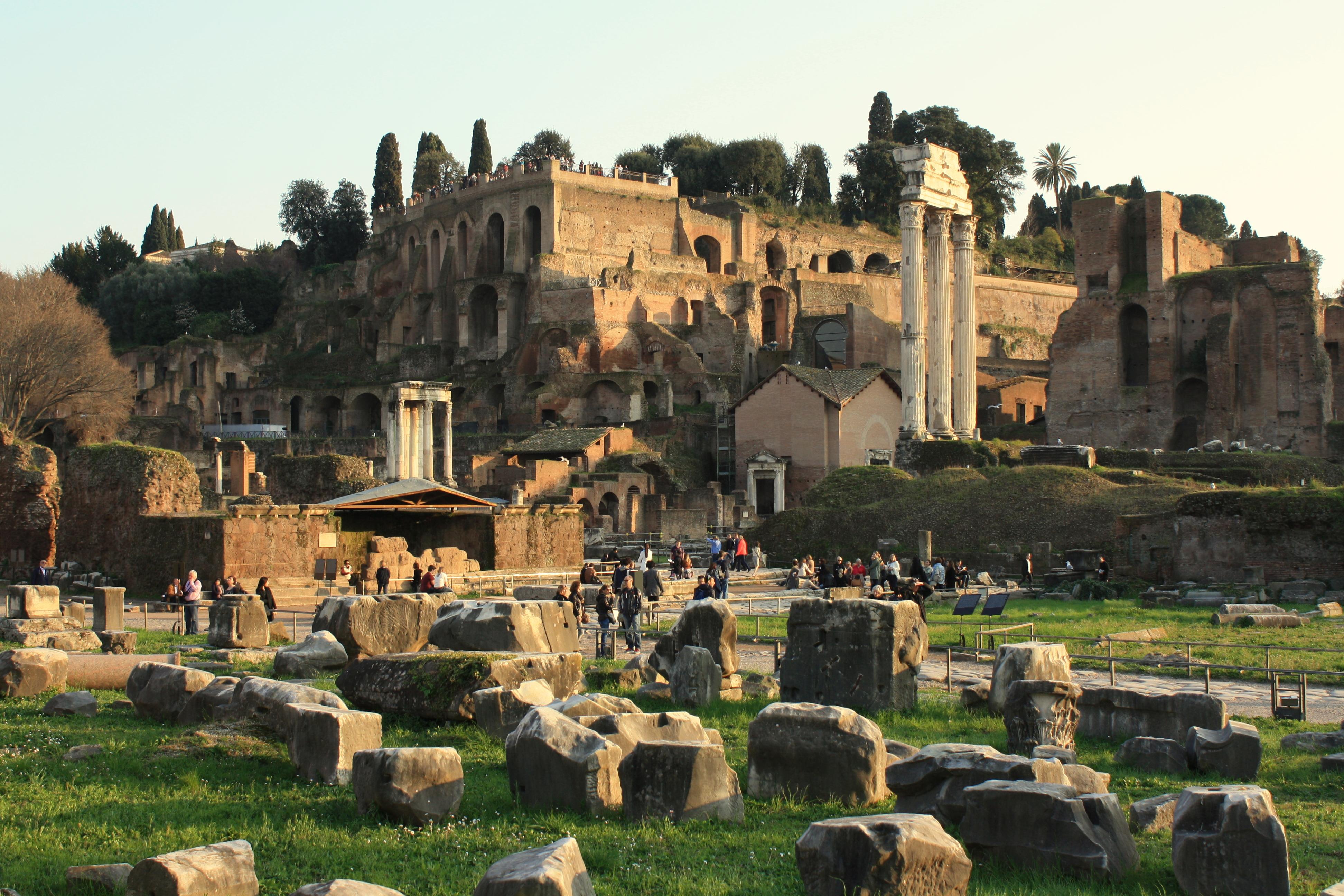 Retour dans l 39 histoire romaine marguerite on the road - Heure de coucher du soleil aujourd hui ...