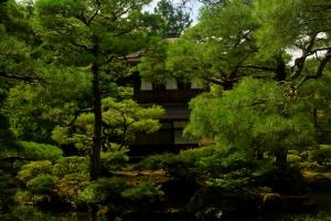 Ginkakuji ou temple d'Argent