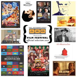 Sélection des films représentés lors du festival
